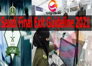 Saudi Labour Law 2021